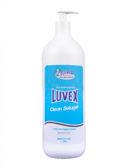 LUVEX CLEAN SOLUGEL